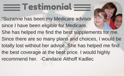 Testimonial Candace Althoff Kadlec