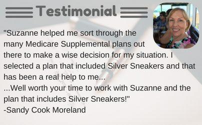 Testimonial Sandy Cook Moreland