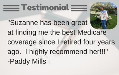 Testimonial Paddy Mills